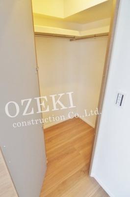 【収納】せんげん台サンライトマンション中央三番館