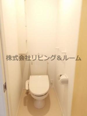 【トイレ】グレイスフル・S Ⅱ