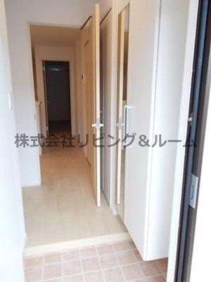 【玄関】グレイスフル・S Ⅱ