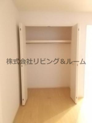 【収納】グレイスフル・S Ⅱ