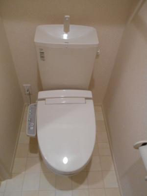 【トイレ】フルール・ド・リス A