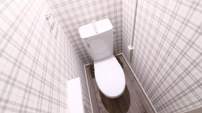 【トイレ】美善ハイツ