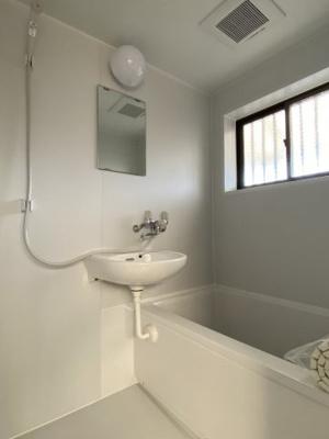 【浴室】ヤマザキハイツ