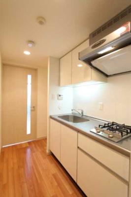 【キッチン】プラウドフラット三軒茶屋独立洗面台 浴室乾燥機 オートロック