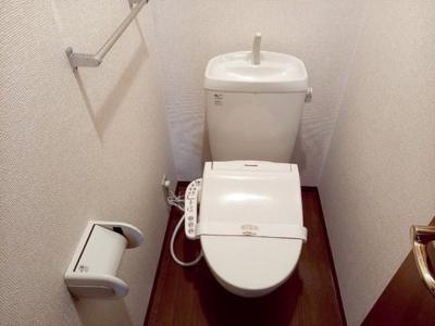 【トイレ】ウィルコート水道橋 B