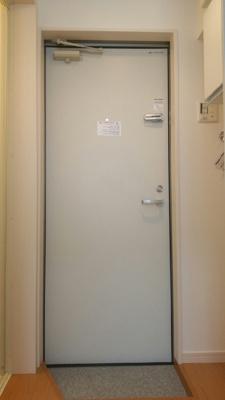 【玄関】フェリスブルーム