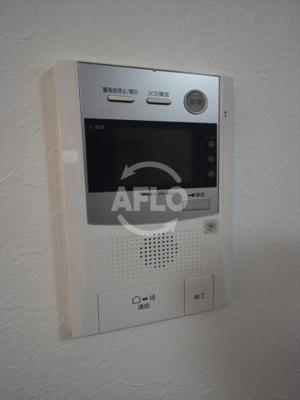 プレジオ本町 TVモニター付きインターホン