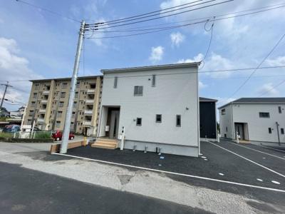 【外観:施工例】クレイドルガーデン下野市下古山第4 新築一戸建て