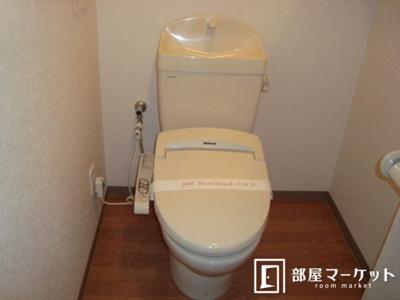 【トイレ】クラージュ