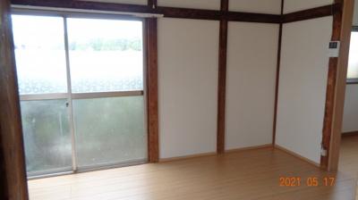 【洋室】長作町土井貸家2号