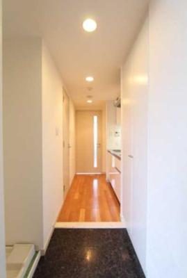 【玄関】プラウドフラット三軒茶屋 眺望良好 独立洗面台 浴室乾燥機 オートロック