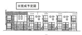 【外観】羽入東アパート