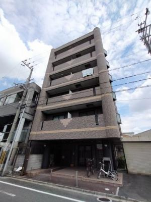 【外観】EAST RESIDENCE NAGATA
