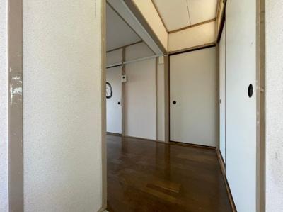 【玄関】上高丸厚生年金住住宅