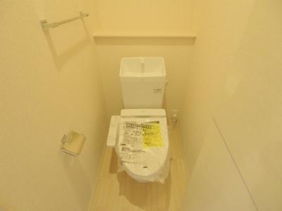 【トイレ】ウィット C棟