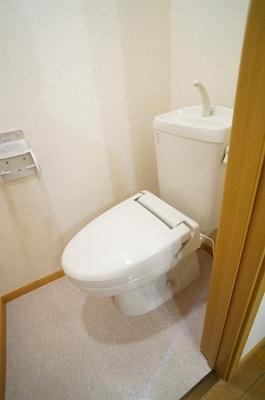 【トイレ】アライブ