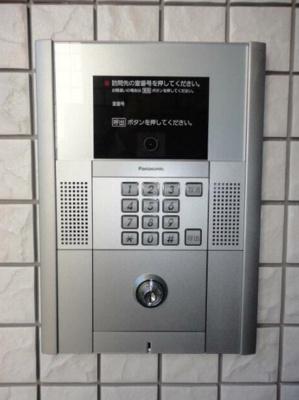 【セキュリティ】maison Ⅰ