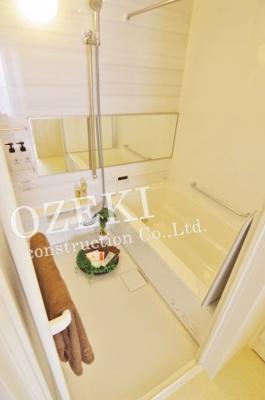 【浴室】ライオンズマンションせんげん台