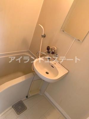 【浴室】下馬パストラーレ ペット可 楽器相談可 シェア可 バストイレ別
