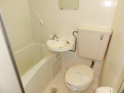 【浴室】カーサセッテ