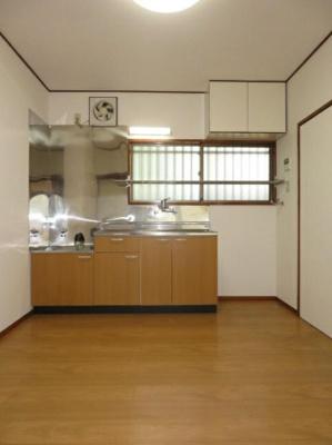 キッチン広々