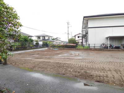 【外観】【土地】宮崎市大字島之内住宅用地