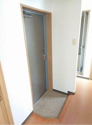 【玄関】クレール戸部