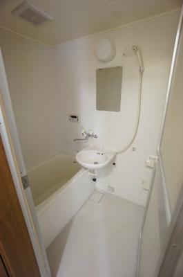 【浴室】ベルフロール