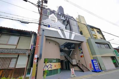 【外観】ジョイパレス奈良駅前P-5