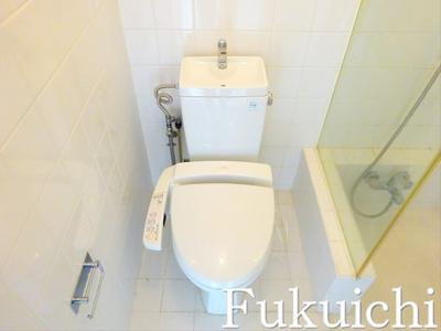 【トイレ】パークジオ学芸大学