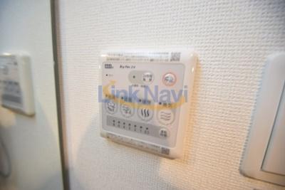 【浴室】エステムコート難波WEST-SIDEIIIドームシティ