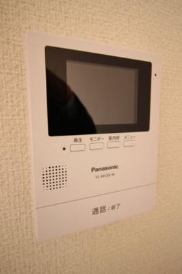 【セキュリティ】シャトラン弓木壱番館