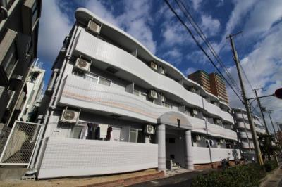 【外観】シャトラン弓木壱番館