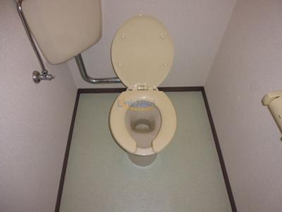 【トイレ】中央マンション