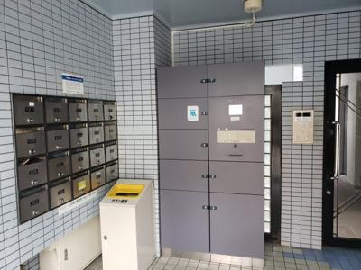 宅配ボックス☆神戸市垂水区 メゾン・ド・アルニカ 賃貸☆