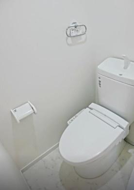 【トイレ】Glanz町屋Ⅰ