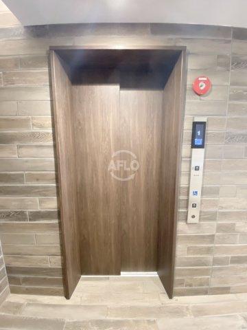 レジデンス難波南 エレベーター