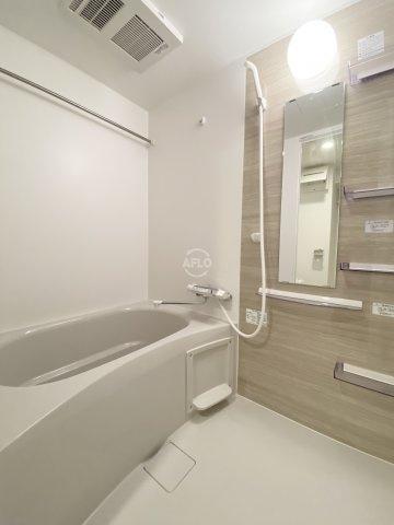 レジデンス難波南 浴室