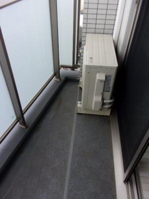 【バルコニー】SHOKEN Residence東京八広