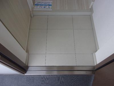 【玄関】SHOKEN Residence東京八広