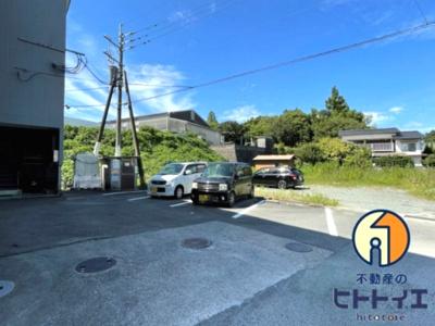【駐車場】緑ヶ丘ハイムA棟