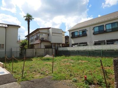 【外観】西東京市中町2丁目 建築条件付売地