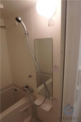 【浴室】プランドール北浜