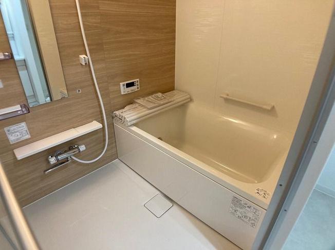 【浴室】レークヒルズ野多目一番館