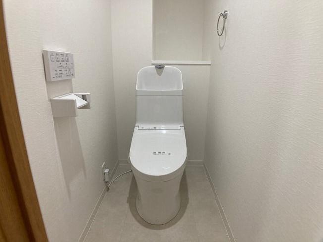 【トイレ】レークヒルズ野多目一番館