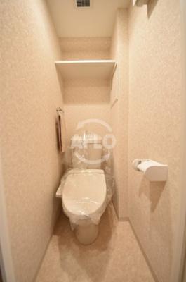 Luxe西長堀(ラグゼ西長堀) トイレ