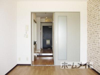 【洋室】ドロメンスカセ三番館