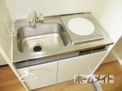 【キッチン】ドロメンスカセ三番館