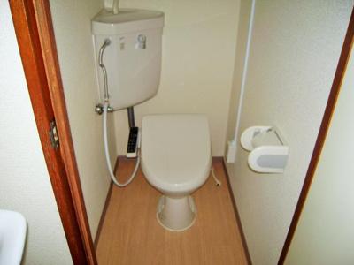 【トイレ】CLLエクセレンス松が枝Ⅰ