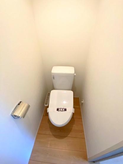 【トイレ】オーパスワン松庵